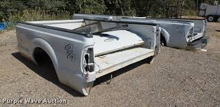 3) Ford Pickup Truck Beds | Item AO9399 | SOLD! October 25 ...