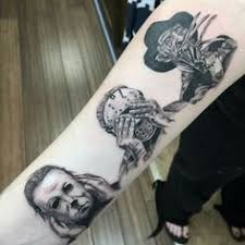 Hear No Evil See Speak Villain Scarymovies Ink