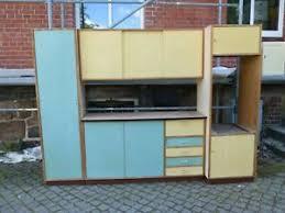 küche 60er in design mobiliar interieur 1960 1969