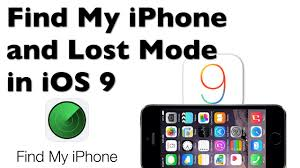 Find My iPhone and Lost Mode in iOS 9 and iOS 10