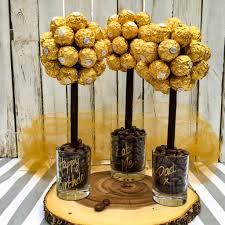 Ferrero Rocher Christmas Tree Diy by Personalised Ferrero Rocher Sweet Tree By Sweet Trees