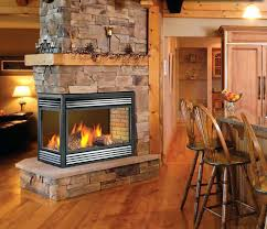 portable gas fireplace indoor – breker