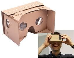 Google Cardboard DIY Virtual Reality 3D Glasses for iPhone Google