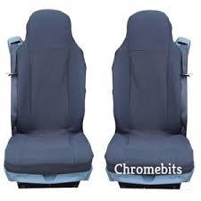 tissu pour siege auto 2 noir tissu housses de siège auto sur mesure pour scania g p séries