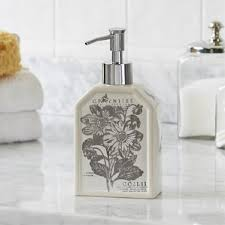 Mercury Glass Bathroom Accessories by Bath Accessories Birch Lane