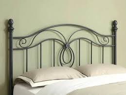 White Wrought Iron King Size Headboards by Headboards Wrought Iron Headboard King Size White Wrought Iron