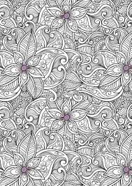 Extremely Creative Anti Stress Coloring Book Therapy An