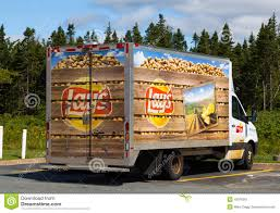 Lays Food Truck Editorial Photo. Image Of Snack, Walkers - 43979551