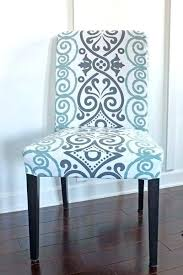 Room Chair Cover Patterns Dining