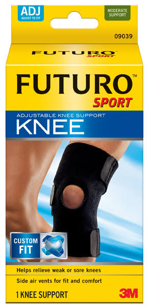 Futuro Sport Adjustable Knee Support - 1 Knee Support