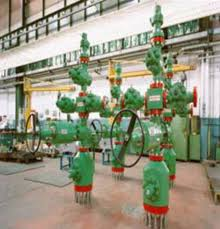 Wellheads And Xmas Trees With Pressure Rating Up To 15000 PSI Have Been Successfully Introduced In The Market Since 1978
