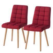 esszimmerstühle in rot stühle fürs esszimmer kaufen home24