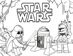 Printable Coloring Pages Star Wars Lego Sheets Ninjago Chima Speedorz City
