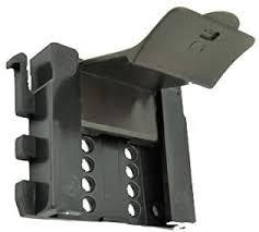 häfele 5 x sockel halterung 13 mm befestigung klammer clip leiste express küche