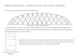 104 Bowstring Truss Design Building Structure Project 1