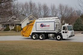 100 Leach Garbage Trucks DC Waste Residential Pickup Trash Services