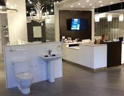 showroom supplying kitchen bath products home appliances lighting