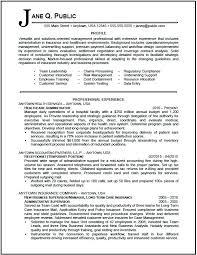 Administrator Resume Sample Healthcare Administration Samples Pg 1 Hospital Administrative Assistant