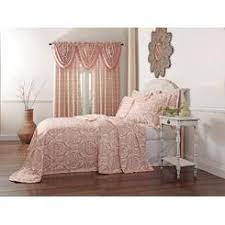 Coral Colored Bedding by Peach Colored Bedspreads
