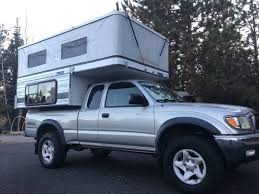 100 Pick Up Truck For Sale By Owner 2017 Four Wheel Camper 2004 Tacoma TRD 4x4 Rvs By Owner