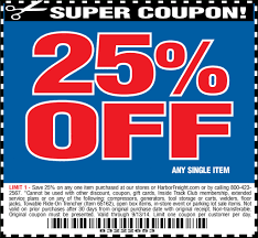 Harbor Freight Coupons 20% Off Coupon Codes That Works 2019 ...