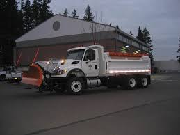 100 Truck With Snow Plow If Snow And Freezing Rain Hits Tualatin Has New Equipment And New