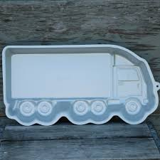 Semi-truck Cake Pan, Big Rig Cake Pan, 1986 Wilton Truck, Big Truck ... Truck Shaped Cake Other Than Airplanes 3d Dump Truck Cake La Hoot Bakery Novelty Pan Party Ideas Pinterest Semitruck 12x18 Sheet Frosted In Buttercream Semi Is Beki Cooks Blog How To Make A Firetruck Wilton Tin Monster Make The Part 2 Of 3 Jessica Harris Tractor Free Wheelin Mold Cover Sheet 21051197 Dalmatian Fire En Mi Casita Sara Elizabeth Custom Cakes Gourmet Sweets Birthday Retrospect Find Good In Every Day