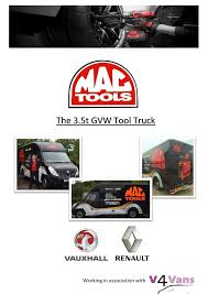 3.5t Tool Truck Brochure Ed3 Pages 1 - 6 - Text Version | FlipHTML5