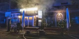 kultkneipe vorläufig dicht gaststätten küche brennt