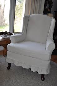 Slipcover For Wingback Chair How To Make Chair Covers Duval Wing Back Chair Beige Thrift Store Wingback Chair Linen Offeverydayclub Traditional Slipcover In Washed Linenlocal Clients Onlywing Ruffled Slipcoverwashed Linen Slipcoveryour How To Make Arm Slipcovers For Less Than 30 Howtos Diy Wingback Paris Tips Design Elegant Johnbaptistonline Summer Ottoman Upholstery Finn Slipcovered Swivel Armchair Sausalito Fniture Comfortable For Inspiring Tan Wingbacks By Shelley