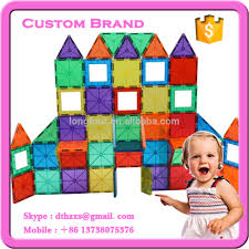 Picasso Magnetic Tiles 100 by 100 Piece Set Magnet Building Tiles 100 Piece Set Magnet Building