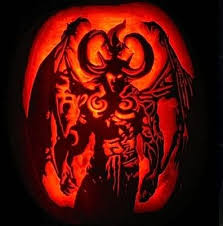 Devil Emoji Pumpkin Carving by Devil Pumpkins Devil Pumpkin By Xxsphenxx On Deviantart