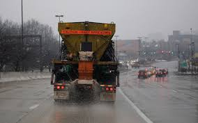 Road Salt Contamination In Lakes Widespread | Wisconsin Public Radio Detroit Hiring Dozens Of Salt Truck Drivers Dicer Salt Spreaders East Penn Carrier Wrecker Garching Germany Small Truck At Work On Wintertime Editorial Lansing Hits Overpass Spills On Road Gps Devices Added To The Arsenal Snowfighting Equipment I See They Wont Make Same Mistake Twice Nyc 2009 Freightliner Dump Truck With Swenson Salt Spreader Eastern Surplus Food The Dirty Ice Cream Blog Driver Snow And Treatment Springfield Township Oh Official Website