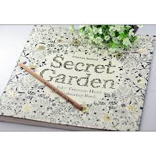 Combo Deal With Authentic Johanna Basford SECRET GARDEN Coloring Book ENGLISH Version