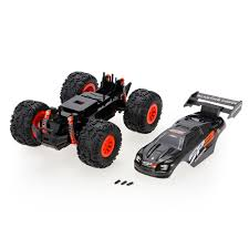 CRAZON 1/18 2.4G 2WD Electric Monster Truck Off-road Vehicle RTR RC ... 4wd Electric Rc Monster Truck Car Offroad Remote Control Buggy Rock Maximus 18 Scale Rtr Brushless Readytorun 4wd Jumpshot Mt 110 2wd By Hpi Hpi5116 Shop Velocity Toys Jungle Fire Tg4 Dually Truck 15 Scale Brushless 8s Lipo Rc Car Video Of Car Big Wbrushless Power Oversized Tires Hsp Monster Junk Mail 112 Rc High Speed Buy Wltoys L343 124 24g Brushed Pro 88004 Blue Hot New 40kmh 24ghz Supersonic Wild Challenger