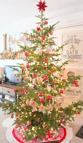 Menards Christmas Trees White by Christmas Home Tour Part 2 Proverbs 31