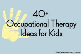 Pediatric Occupational Therapy Clipart
