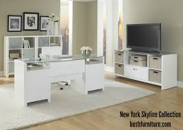 Bush Vantage Corner Desk Pure White by The Leading Global Manufacturer Of Attractrive Reliable And