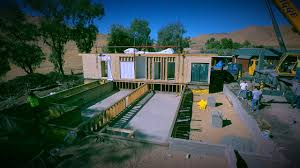 100 Toby Long Plant Prefab Installation Of A CleverHome By Design In