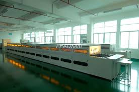 high capacity led l aging test line factory make factory price