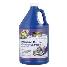 ZEP 128 oz Industrial Purple Degreaser ZU The Home Depot