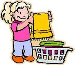Chore Clipart Dishwash July The Messed Up Banner Transparent Stock