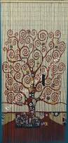 Bamboo Bead Curtains For Doorways by Beaded Door Curtains Wall Hanging Room Divider Tree Of Life