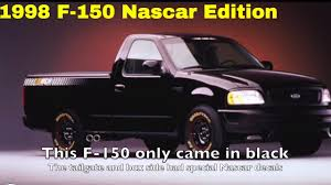 100 Nascar Truck For Sale Rare S Pt 1 1998 D F150 Edition YouTube