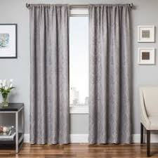 Bed Bath And Beyond Semi Sheer Curtains by Skyler 6 Piece Rod Pocket Window Curtain Panel Set