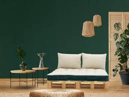 großes kissen 2er set saorge samt 40 x 60 cm grünblau
