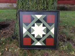 PriMiTiVe Hand-Painted Barn Quilt, Small Frame 2' X 2' - Magic ... 954 Best Barns With Painted Quilts Images On Pinterest Barn Art Sunflower Barn Quilt On A Rainy Day Quilts 1477 Patterns Rolling Star Monogram And Frame Morning Craft Pating Canvas Quilt Design Fiesta Square Rose By Chela Craft Projects The American Trail Kentucky Memories Custom Made Pinwheel 24 X Inch Pin Malinda Stensberg Snapshots Of Kansas Farm North Centralnorthwestern My All Painted Ready To Hang