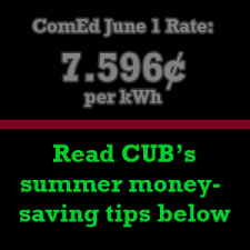 breaking comed power price to increase 38 june 1