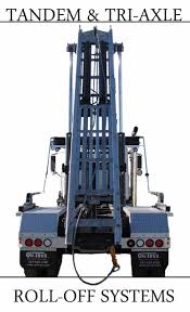 100 Rolloff Truck For Sale Hook Lift System RollOff Systems Ontario Portable Washrooms