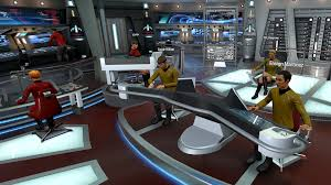 Star Trek Captains Chair by Hands On With Star Trek Bridge Crew And The Original U S S